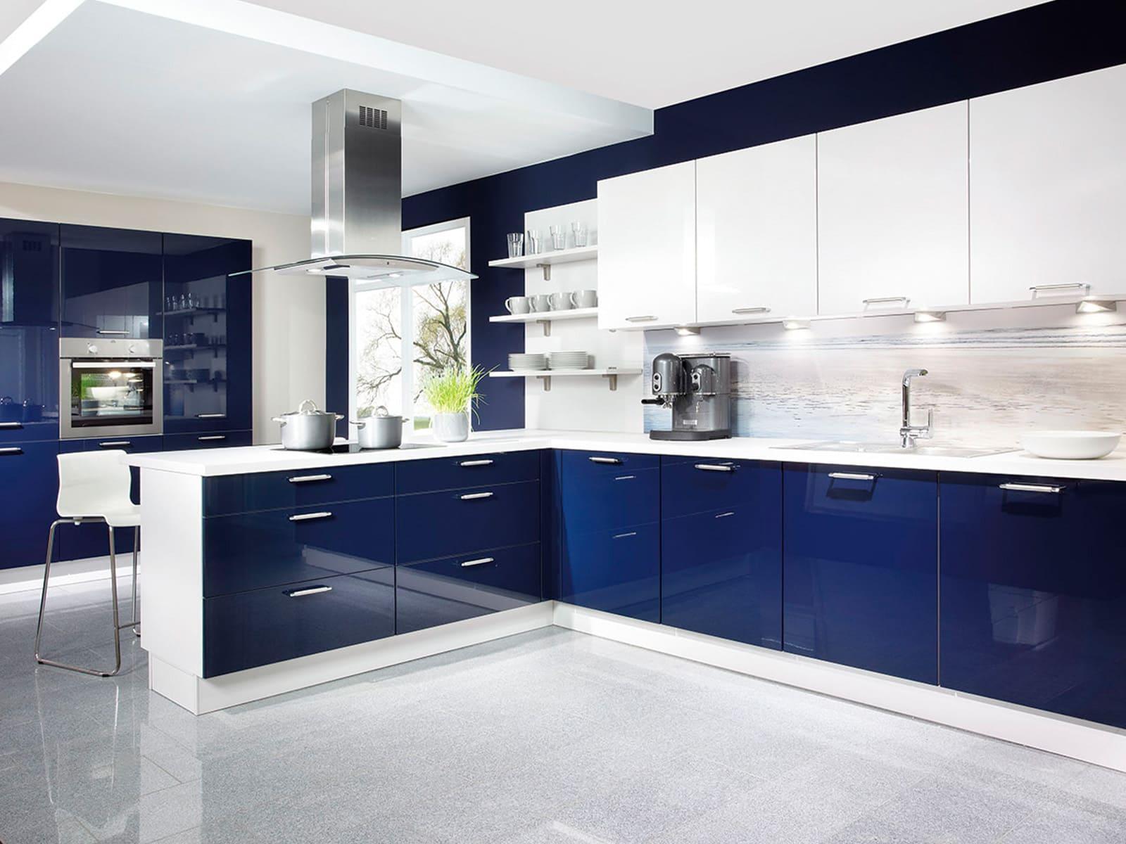 Кухня в стиле модерн (стили кухни в интерьере)