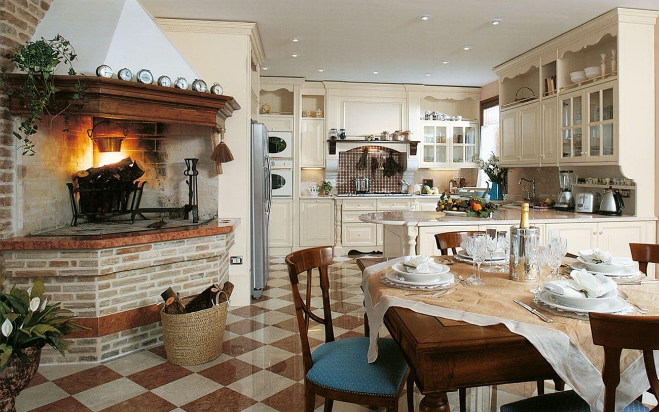 Итальянский стиль подойдет для дома и квартиры (стили кухни в интерьере)