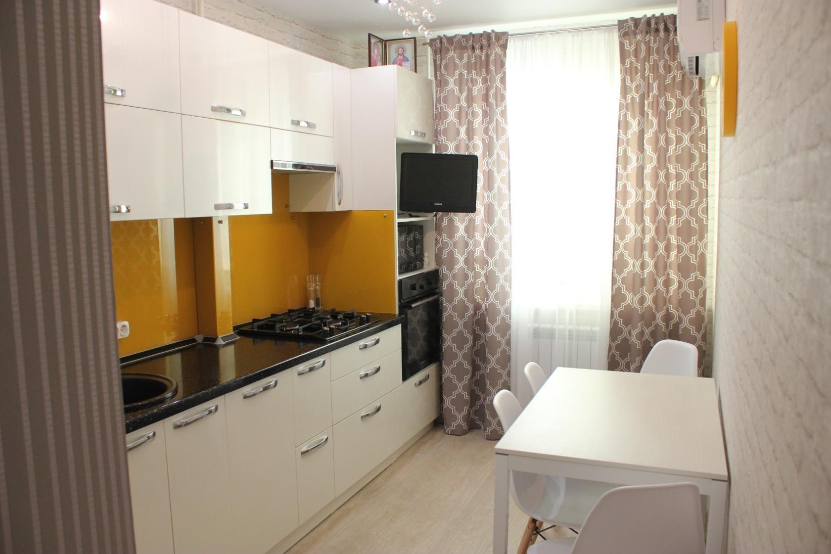 небольшая кухня 12 метров