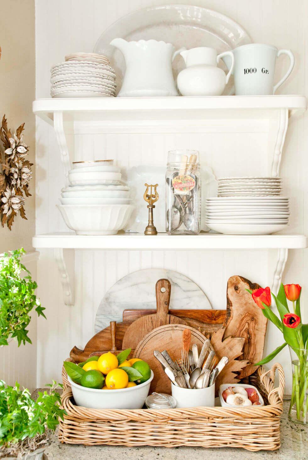 Плетёные аксессуары для кухни