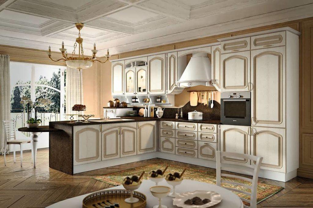 кухня мария в классическом дизайне