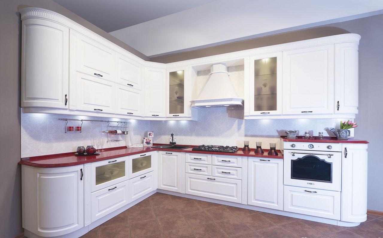 кухня мария в стиле классика