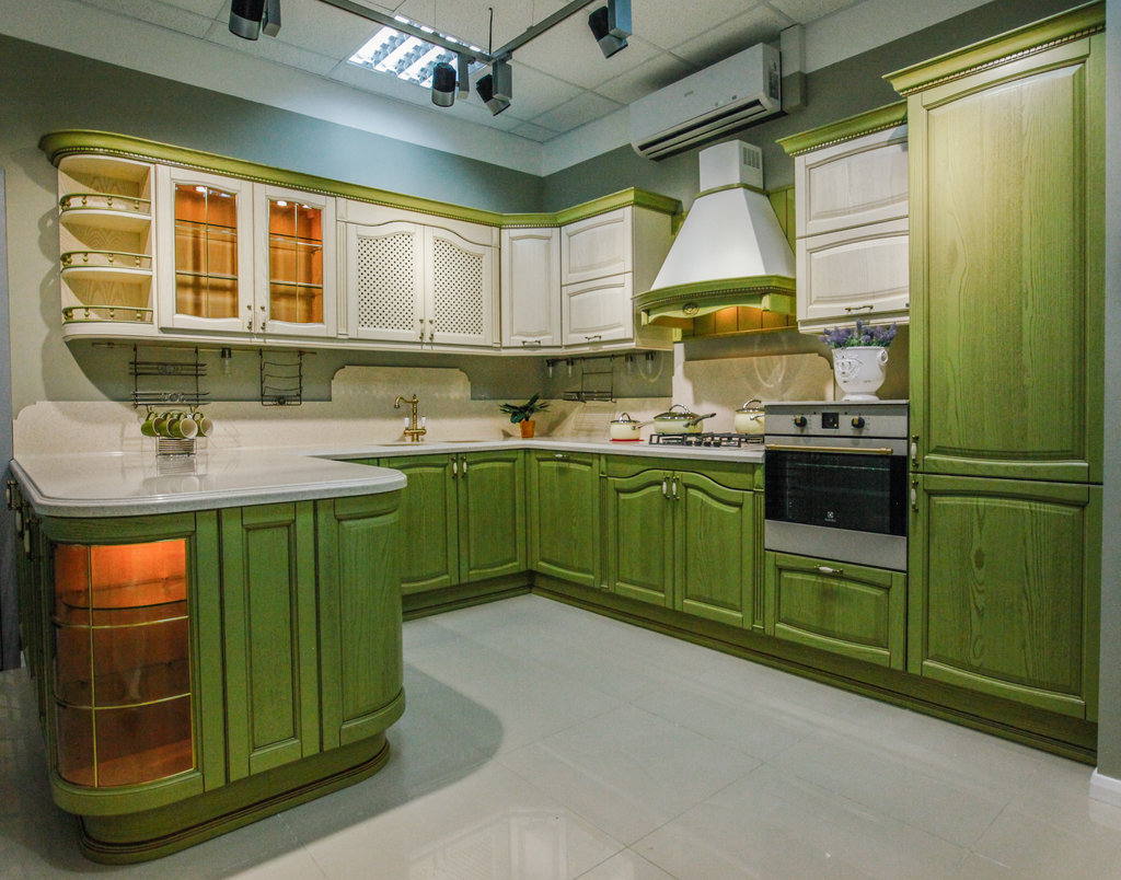 зеленая кухня мария