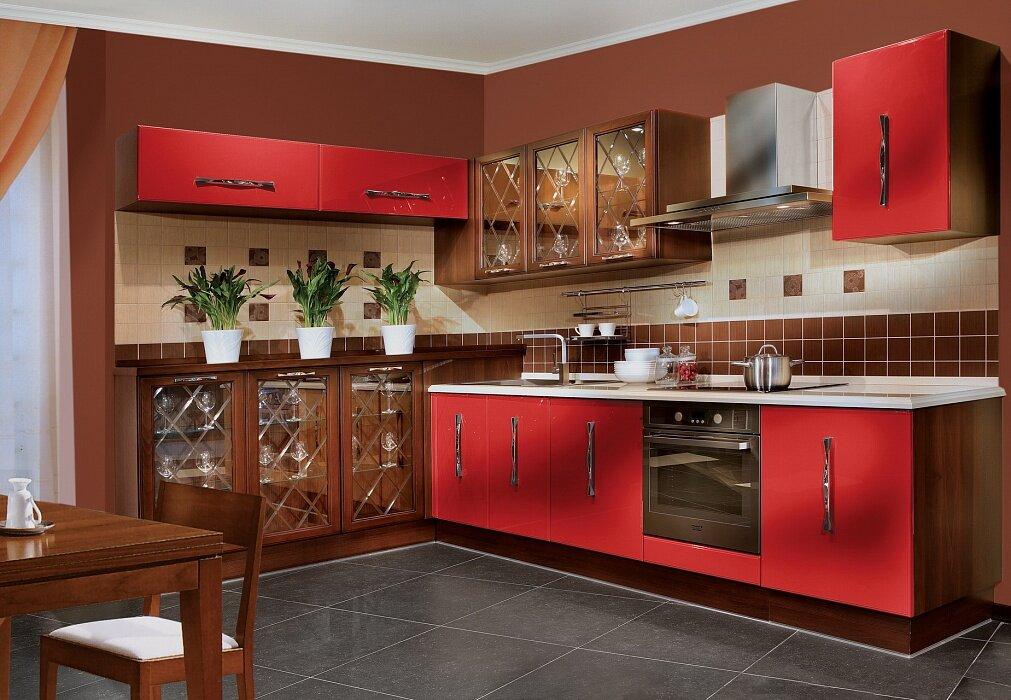 красная кухня мария