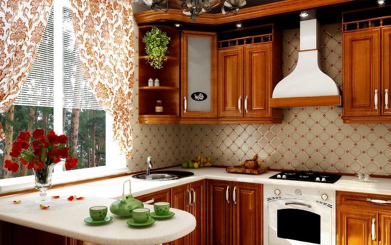 маленький кухонный гарнитур леруа мерлен