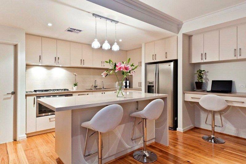 преимущества барной стойки в кухне