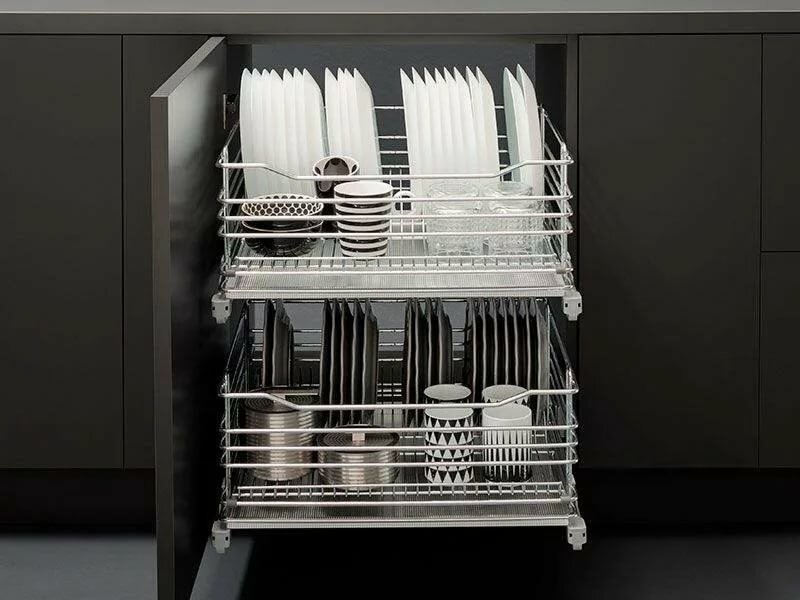 шкаф для сушки посуды