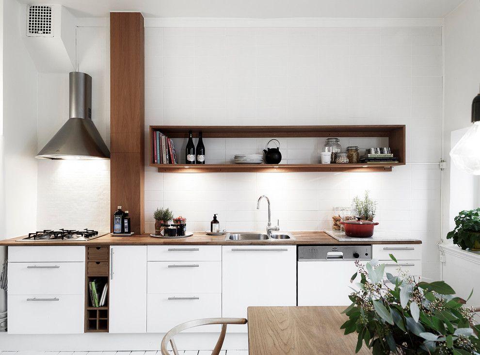 стильная вытяжка для кухни