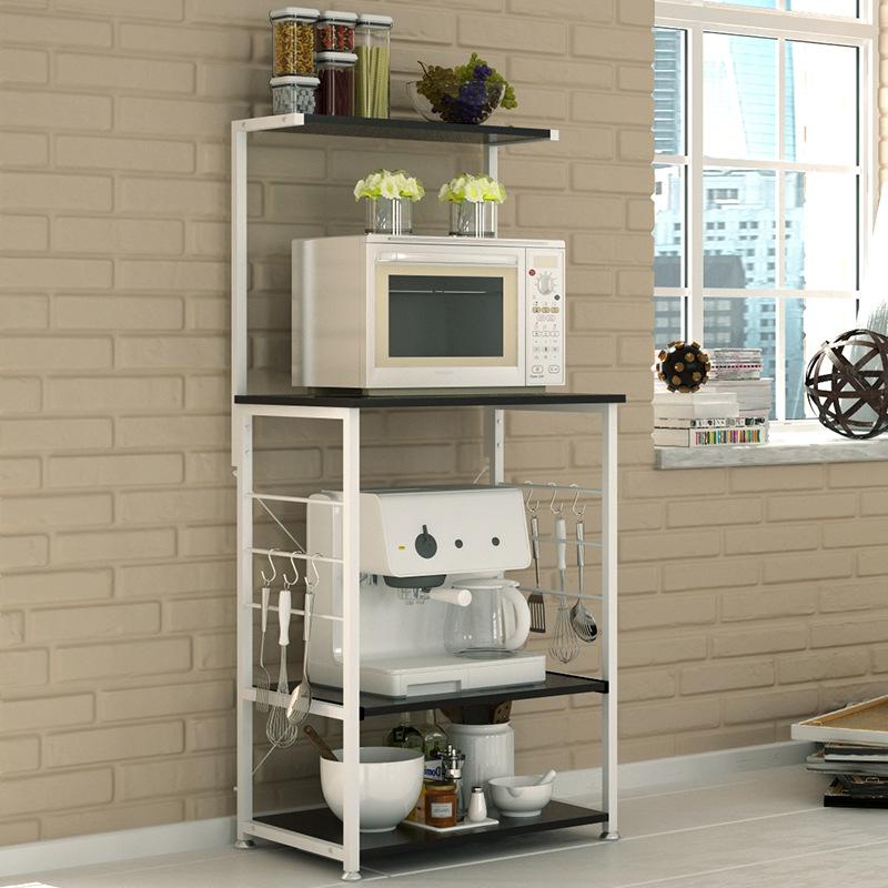 стеллаж для кухни с регулируемой высотой