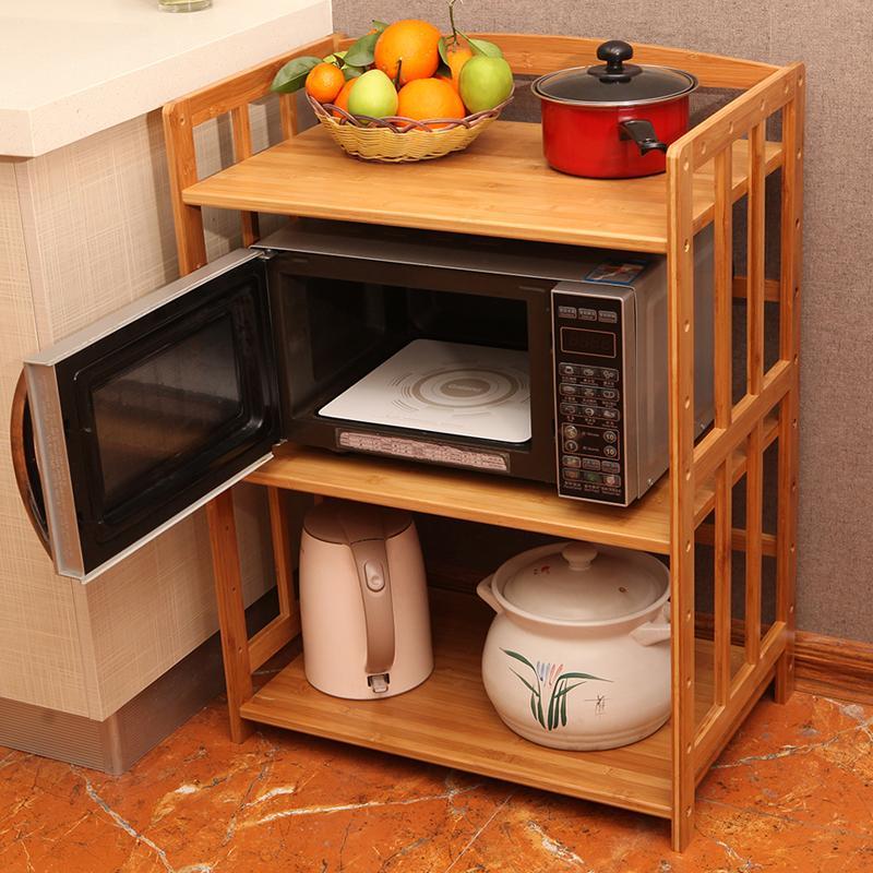 стеллаж для кухни небольшой высоты