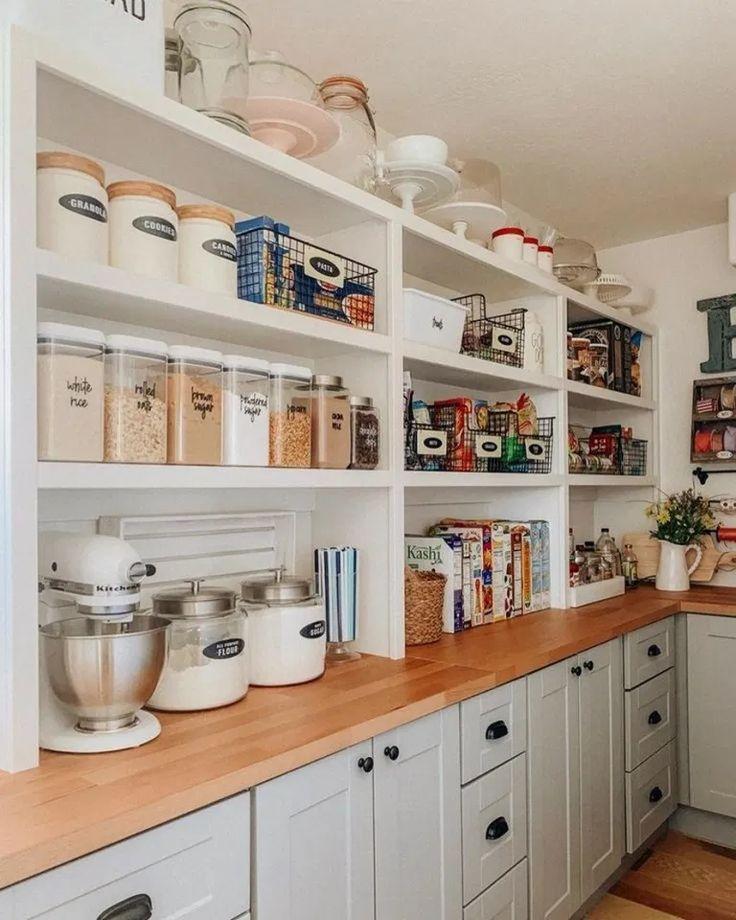 стеллаж для кухни на столешнице
