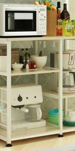 мобильный стеллаж для кухни