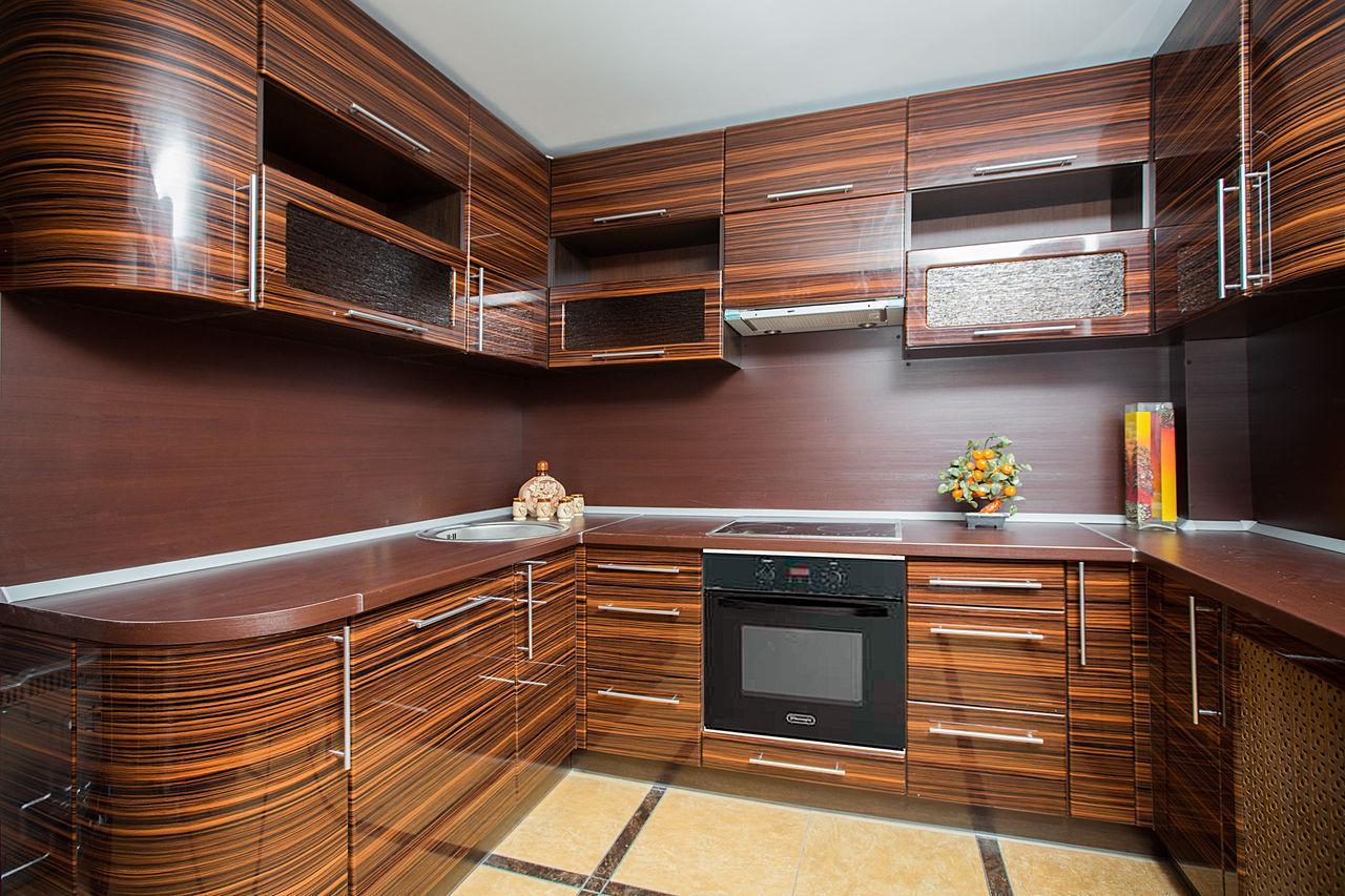 кухонные фасады из мдф