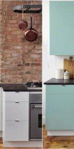 кухонные фасады до и после реставрации