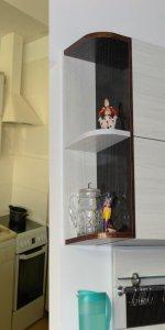 кухонные фасады после реставрации пленкой