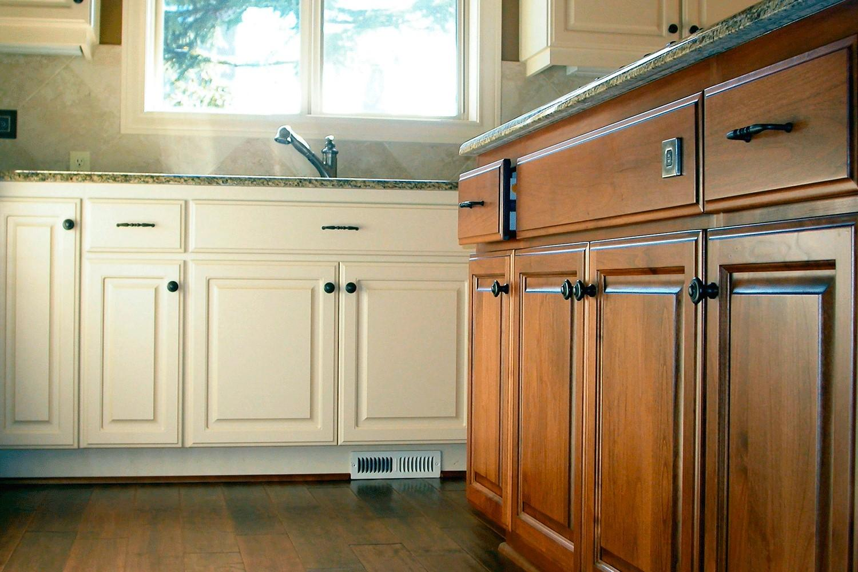 кухонные фасады до и после замены
