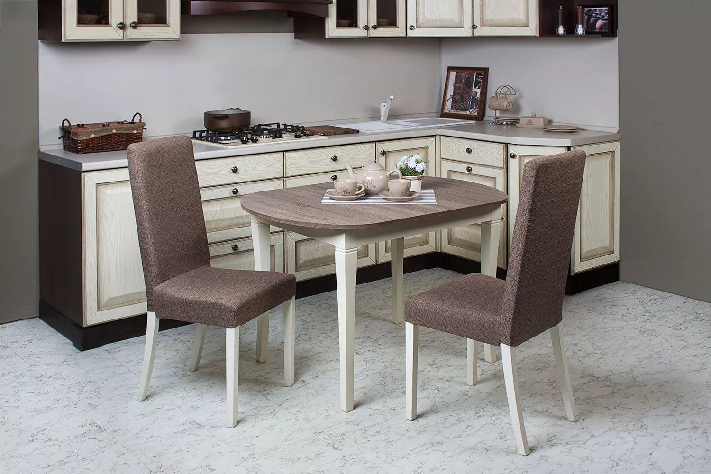 коричневая мебель