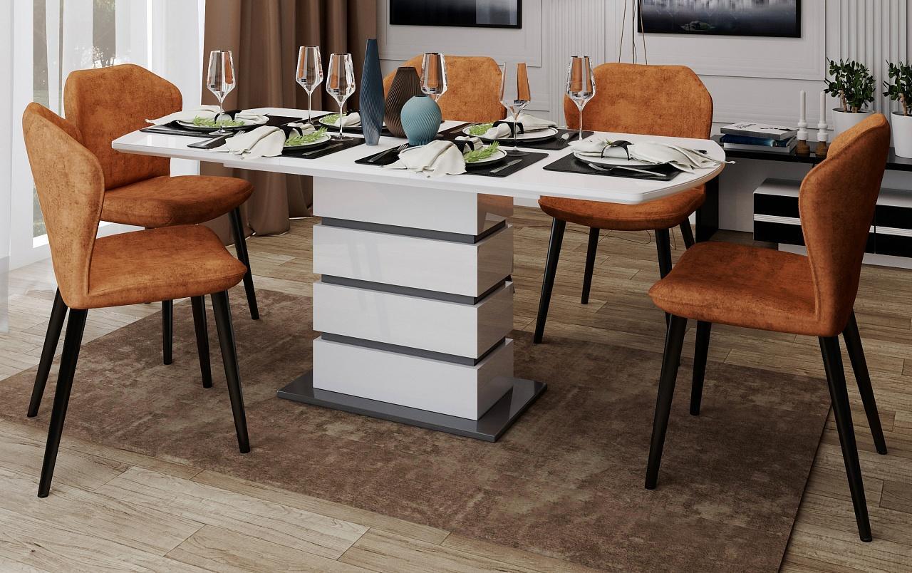 Размер стола должен соответствовать количеству членов семьи