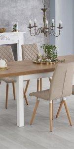 стильная мебель с раздвижным столом