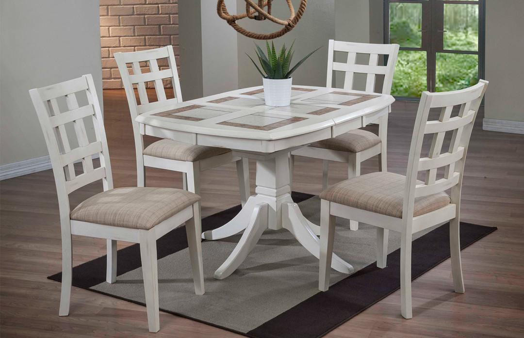 керамический раздвижной стол