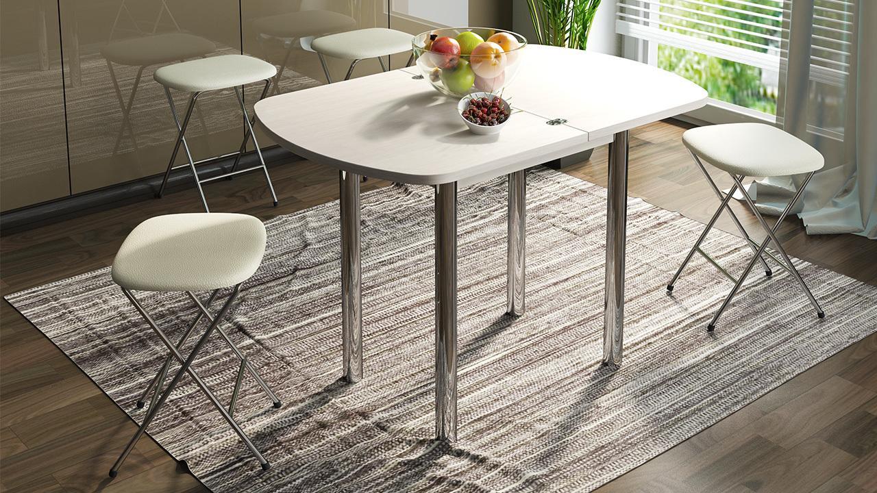 раскладной стол на кухню