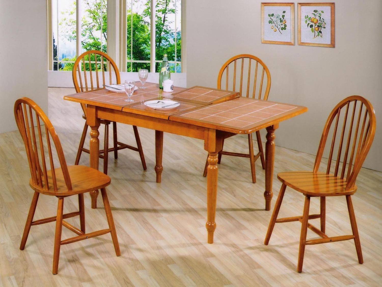 большой деревянный раскладной стол