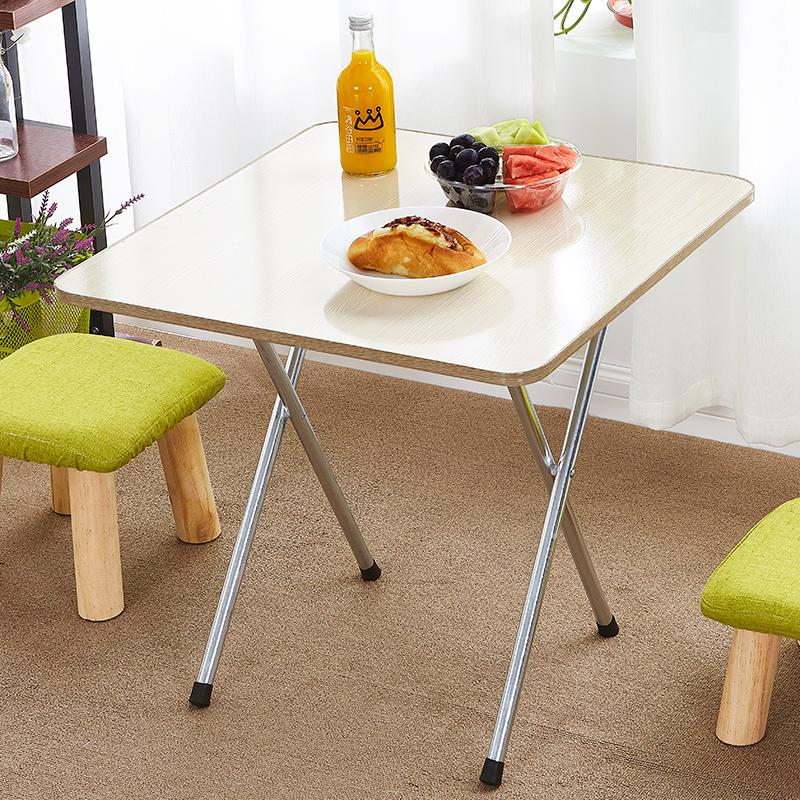 квадратный раскладной стол
