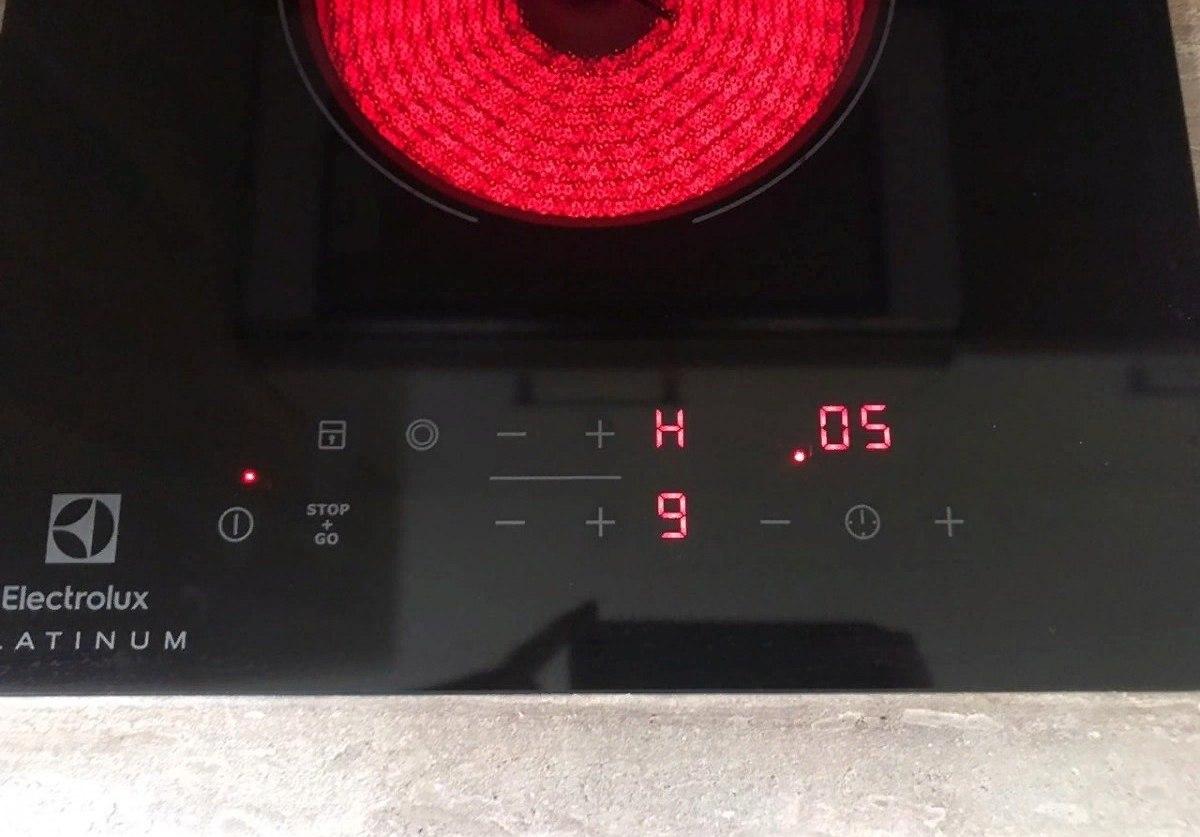 Electrolux EHH 93320 NK