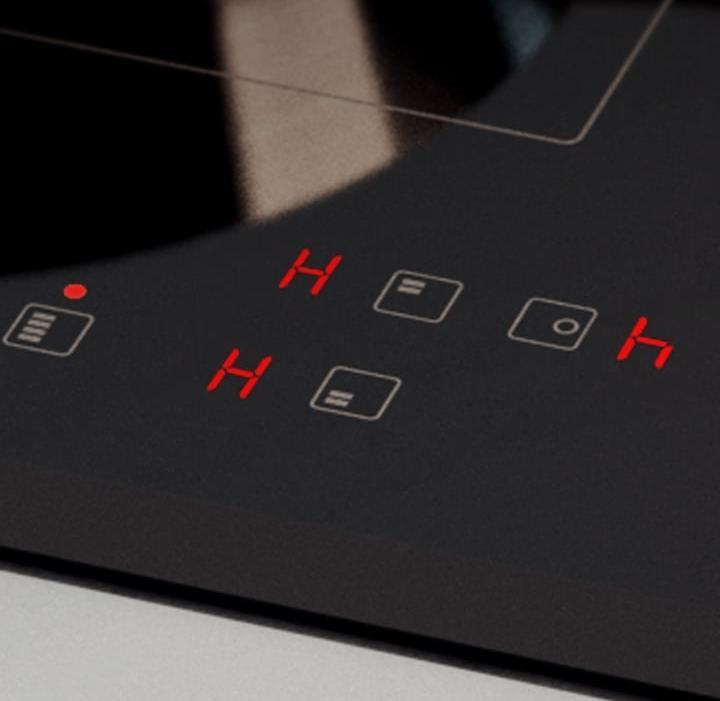 индикатор горячей поверхности