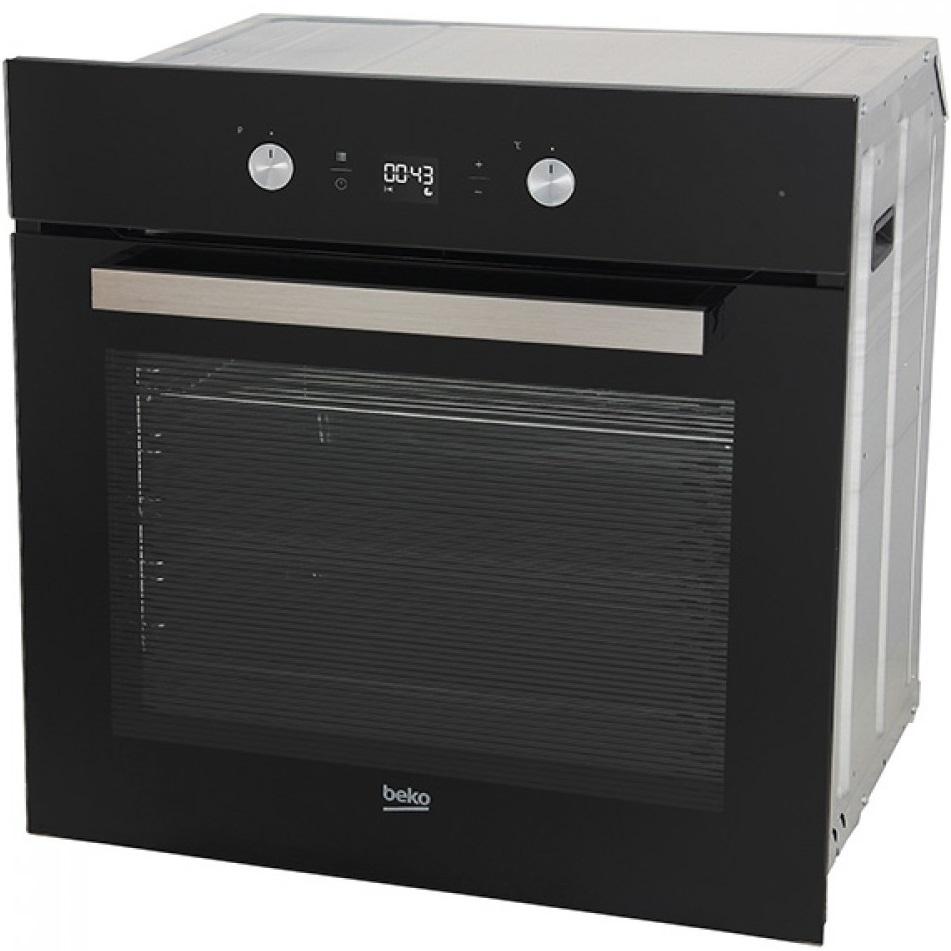 черный шкаф Beko BIE 21300 B
