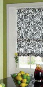 шторы из искусственной ткани