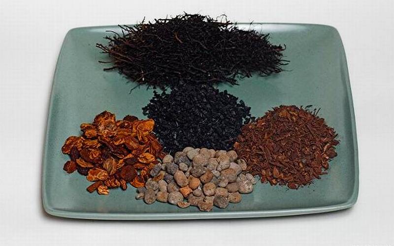 различные добавки для грунта