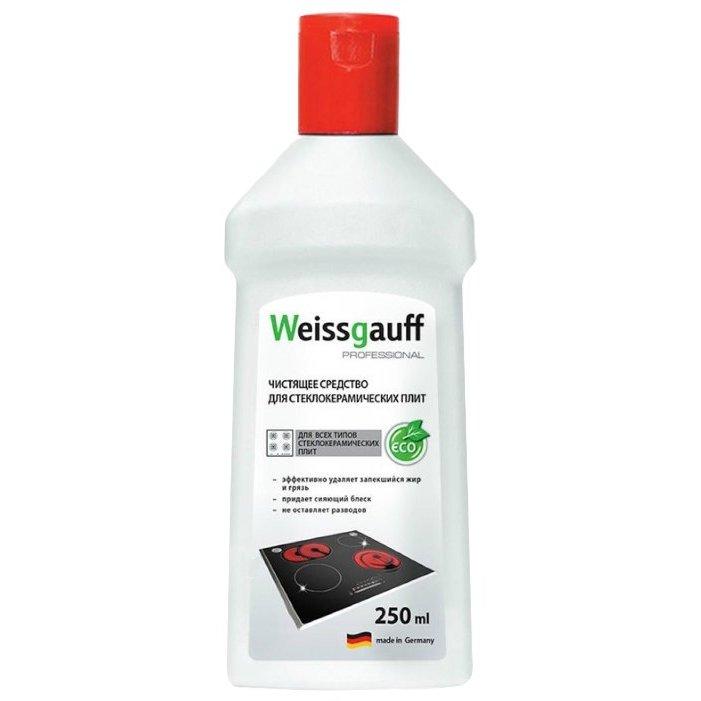 weissgauff профессиональная чистка стеклокерамики