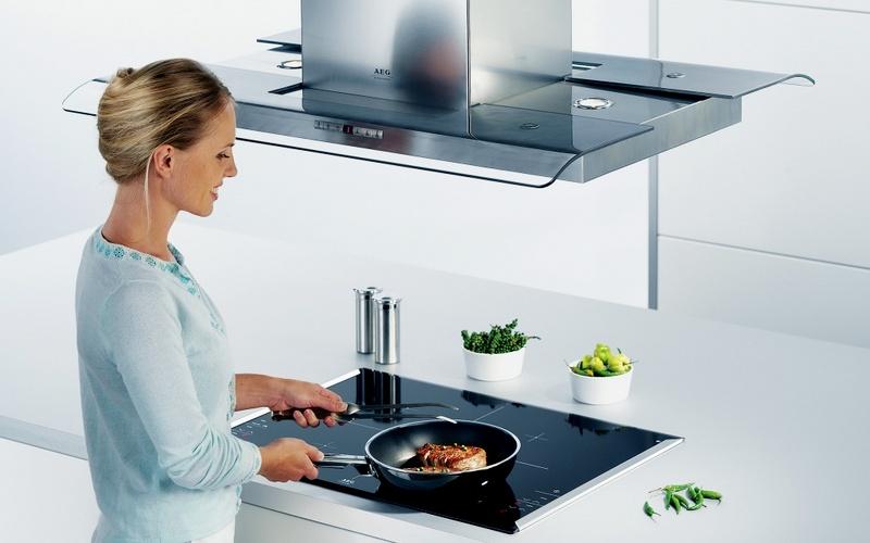 выбор вытяжной системы на кухню