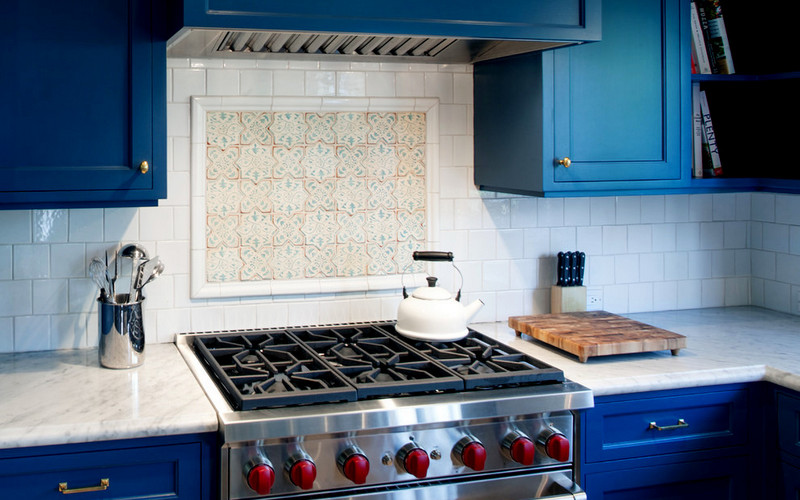 вентиляция на кухне с газовой плитой