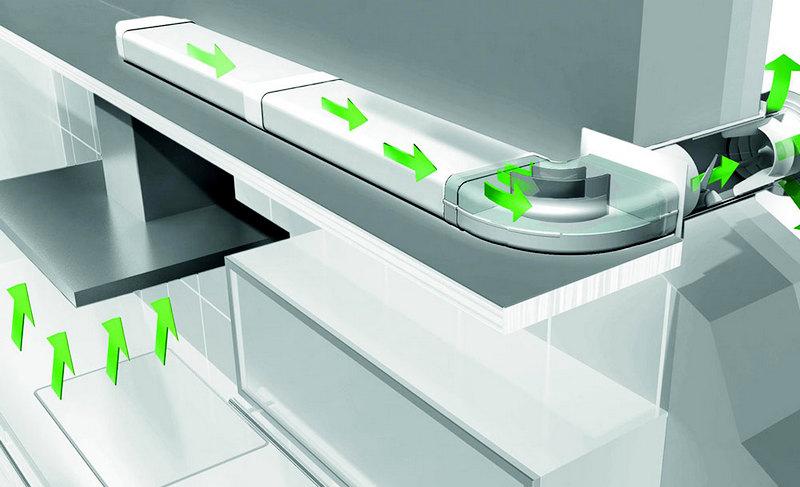 особенности вентиляции на кухне