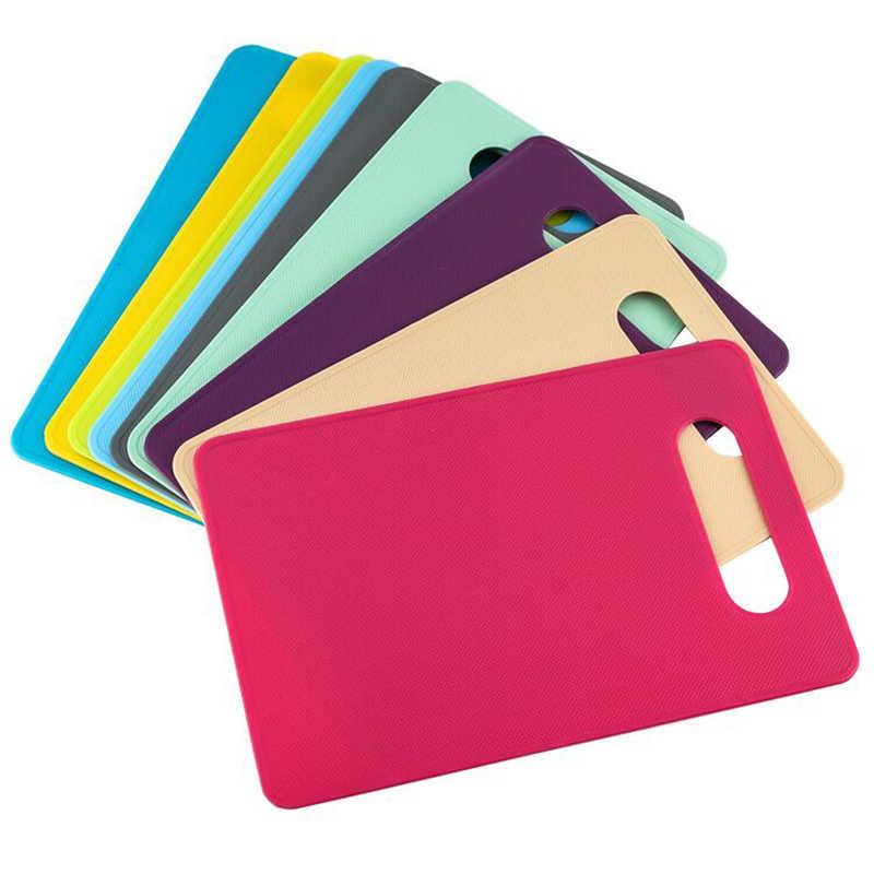 цветные разделочные доски из пластика