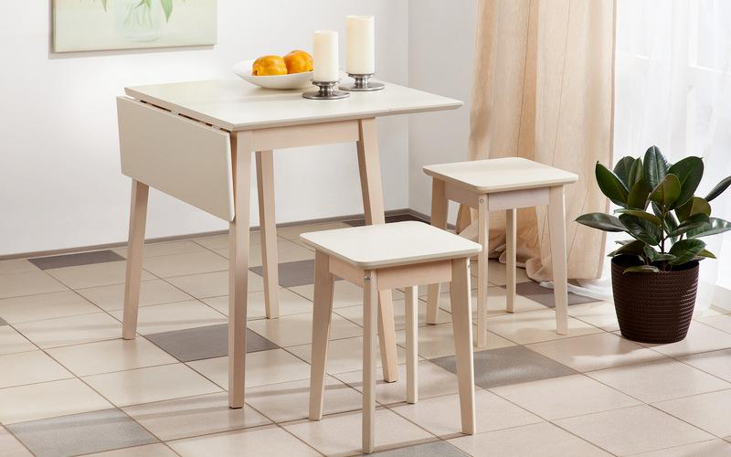 стол складного типа для кухни