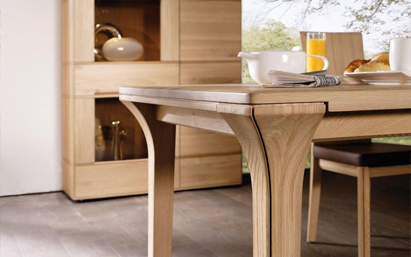 шлифованный обеденный стол