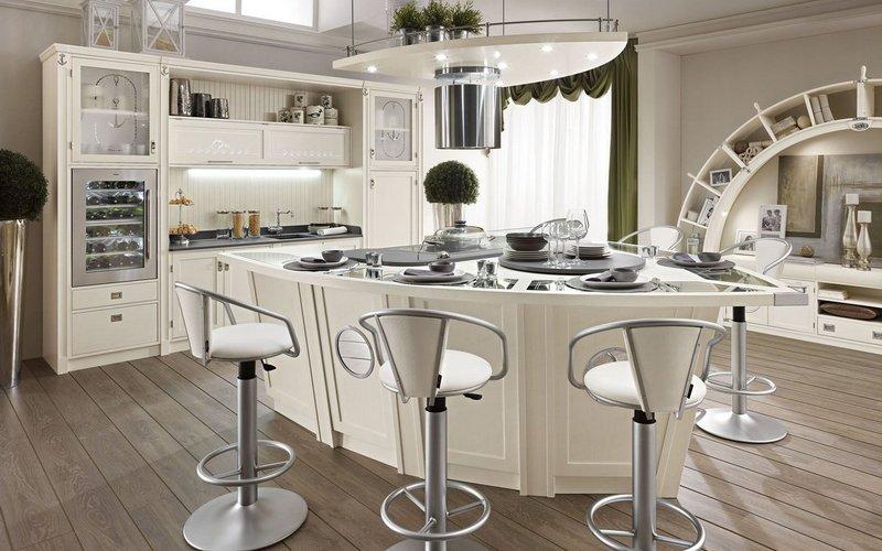 дизайн барной стойки-стола