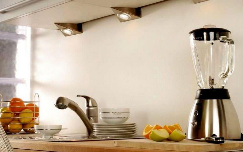 оригинальные светильники для кухни