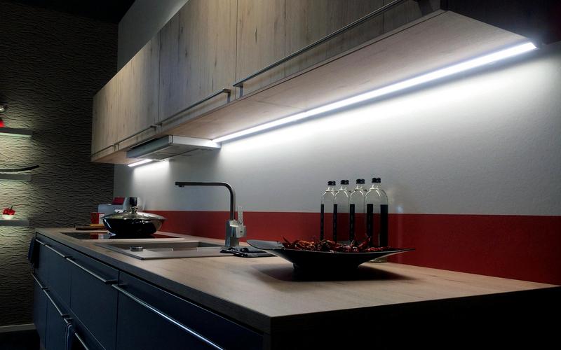 оригинальные люминесцентные светильники