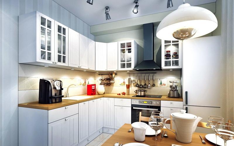 освещение кухонного гарнитура