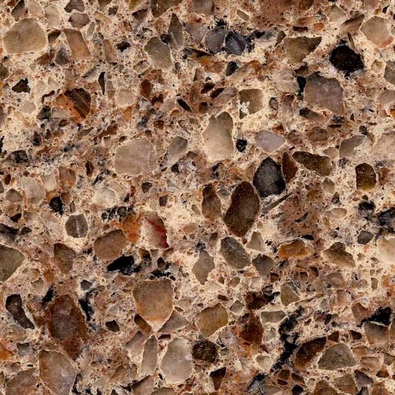 текстура кварцевого агломерата