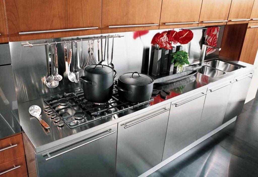 maerss столешница для кухни металл