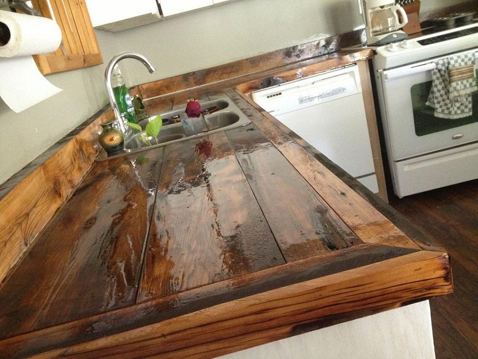 Оклад деревянного стола
