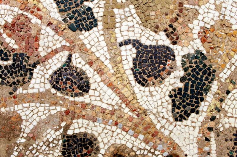 Смальтовая мозаика для столешницы