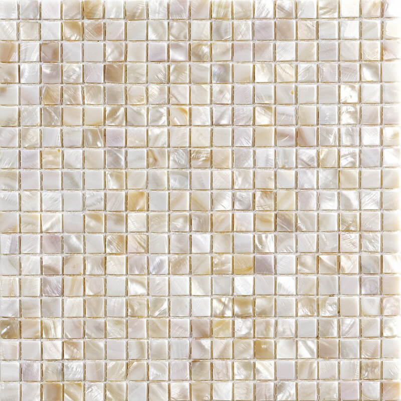 Мозаика для кухни перламутр