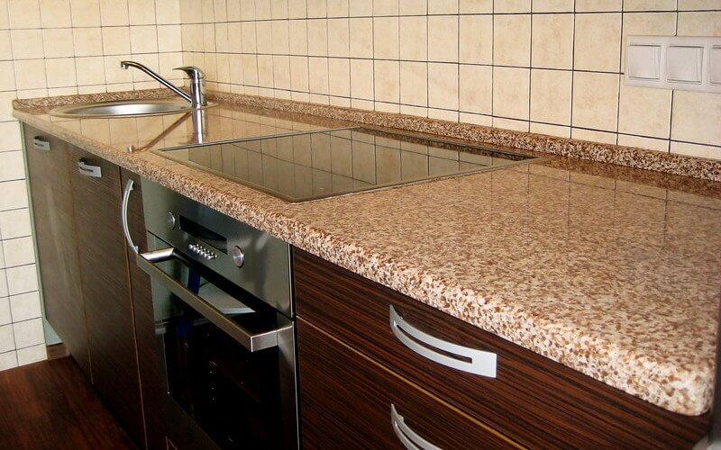 уникальная столешница для кухни из мдф