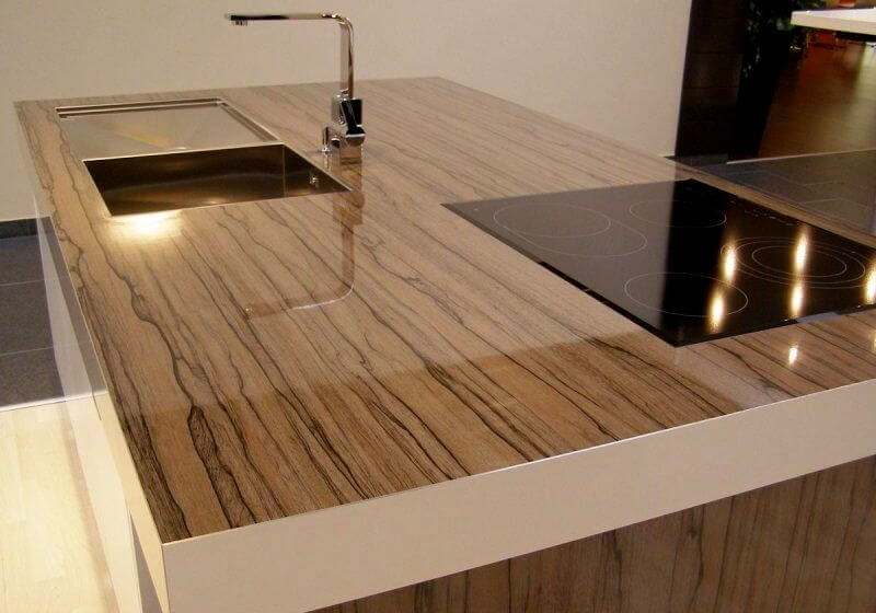 кухонная ламинированная столешница